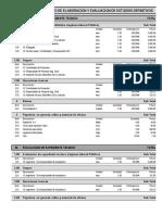 Presupuesto Plan de Trabajo Olga Primitiva