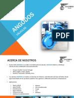 Ppt Angodos. Presentación Julio 2016
