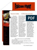 Falcon Flyer - May 2010