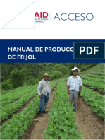 Manual Frijol ACCESO