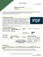 FR-AD-02 Especialista en Instalaciones.