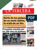 Diario La Tercera 28.07.2016