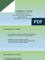 Paradigmas Salud