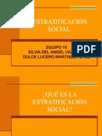La Estratificación Social