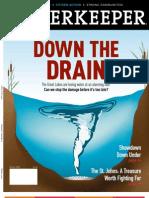 Winter 2009 Waterkeeper Magazine