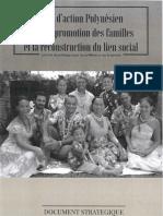 Rapport Et Plan Action Famille