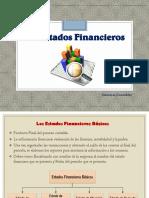 S4. Los Estados Financieros
