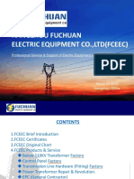Hangzhou Fuchuan Electric Equipment Co.,Ltd_PPT