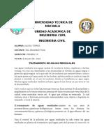 ARTICULO DE AGUAS RESIDUALES