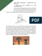 COMO DETECTAR FUGAS EN LOS SISTEMAS DE AIRE ACONDICIONADO Y REFRIGERACION.docx