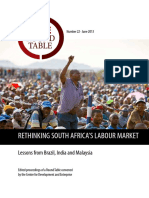 Rethinking South Africas Labour Market_lessons From Brazil India and Malaysia