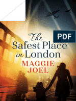 The Safest Place in London by Maggie Joel - excerpt