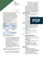 ANTIPROTOZOARIOS resumen
