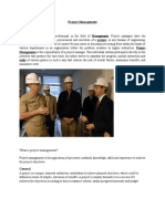 Project Management by Albarmade