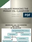 Tsl3093 Topic 5 Disruptive Behaviour