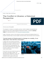 The Russia-Ukraine Conflict_ a Harvard Scholar Explains