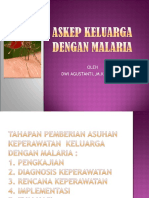 Askep Keluarga Malaria