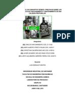 Laboratorio de Porcesos H1 PL5. Caldera GRUPO 4