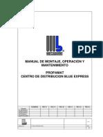 Manual de Montaje y Mantenimiento - Ductos Megabarre