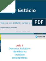 Aula 1 - Libras - ADM