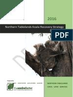 NTABLELANDS_Koala Recovery Strategy-draft