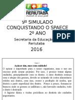 9º AULÃO -SPAECE.ppt