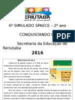 6º AULÃO DO SPAECE..pptx