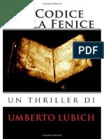 Codice Della Fenice (Italian Edition), Il - Umberto Lubich