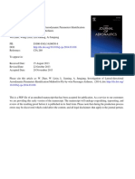 [Jurnal] Investigation of Lateral-directional Aerodynamics Parameters Identification Method for Fly-By-wire Passanger
