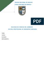 Proyecto de Investigacion Sedimentadores p.q