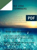 BIZ 1054 determiners.pptx