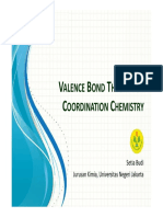 3-VBT for Coordination Chemistry