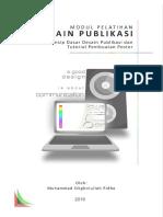 Modul Pelatihan Desain Publikasi