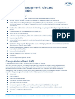 ITIL_change Management Roles and Resps PDF