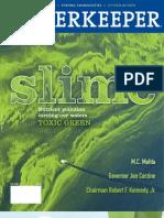 Fall 2007 Waterkeeper Magazine