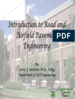 Introduction to Road and Airfield Engineering 2002