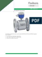 Foxboro Flowmeter Pss1_6h4a