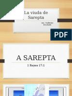 La Viuda de Sarepta