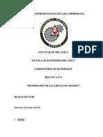 Lab 9-Arenas de Moldeo