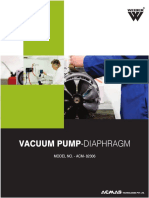 Vacuum Pump Diaphragm