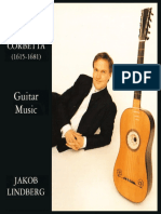 Corbetta Guitar Baroque Lindberg