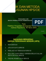 5. Penyusunan Hps