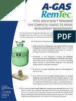 A-Gas RemTec Total Solutions Program
