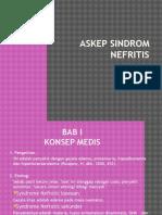 Askep Sindrom Nefritis