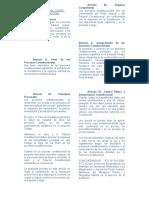 Título Preliminar Del Código Procesal Constitucional (Segunda Pc 30)