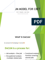 DACUM Prcoess for Curriculum Dev - F. Ogano