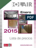 TARIFA 2015 KOOLAIR.pdf