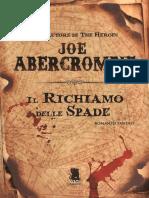 BV007 - Abercrombie, Joe - Il Richiamo Delle Spade