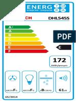 DHL545S_Eticheta Energetica EU