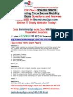 (2016.07.NEW)Offer Exam 300-209 PDF Dumps 237q(11-20)